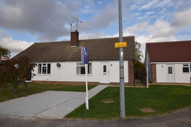 Thumbnail Semi-detached bungalow for sale in St. Nicholas Road, Witham