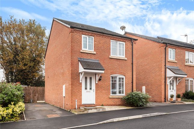 Detached house for sale in Groves Way, Hartlebury