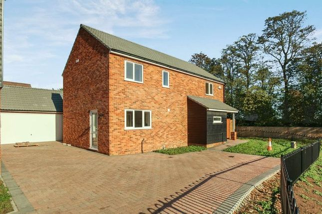 Thumbnail Detached house for sale in 46 Homestead Close, Rayleigh