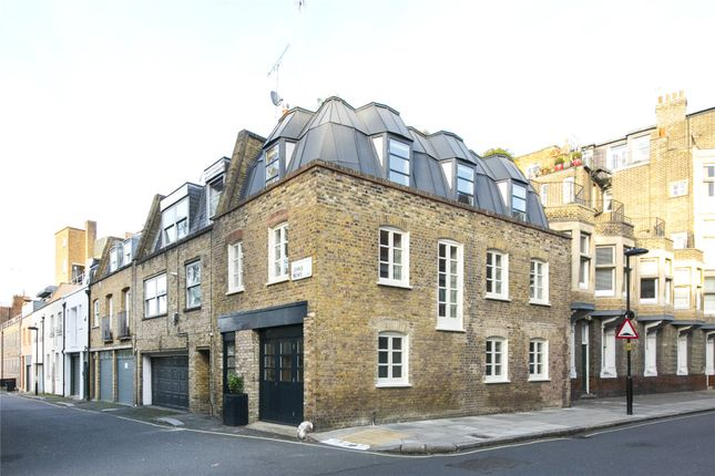 Thumbnail Mews house for sale in John's Mews, Bloomsbury