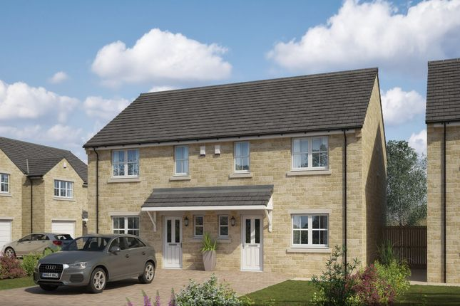 Thumbnail Semi-detached house for sale in Great North Road, Micklefield, West Yorkshire