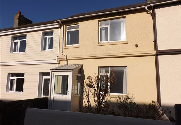 Thumbnail Terraced house for sale in Dolcoath Avenue, Camborne