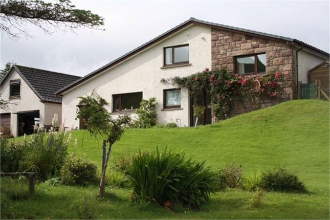 Thumbnail Detached house for sale in Elphin, Lairg, Highland