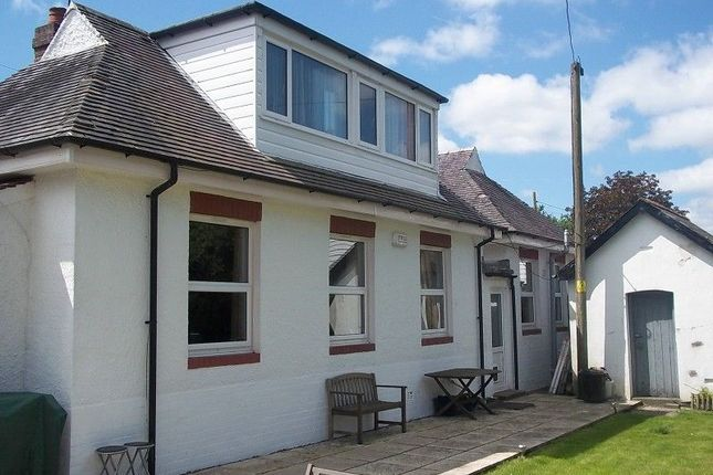 Thumbnail Detached house for sale in Coed Bach, Caehopkin, Abercrave, Swansea.
