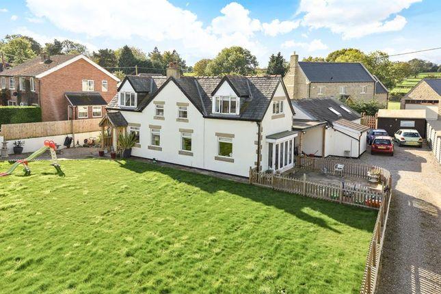 Thumbnail Detached house for sale in Hollins Lane, Hampsthwaite, Harrogate