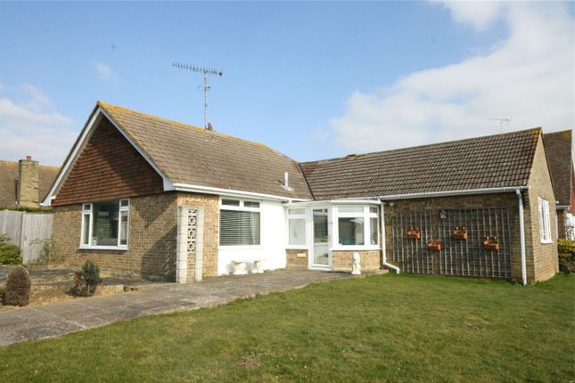 Thumbnail Detached bungalow for sale in Chalden Place, Little Common, Bexhill On Sea