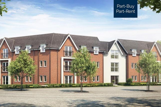 "2 bedroom flat for sale in ""Edward"" at Waterlode, Nantwich"