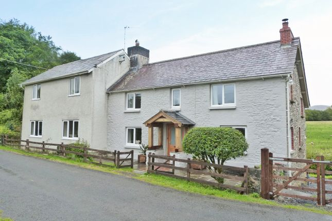 Thumbnail Detached house for sale in Cilycwm, Llandovery