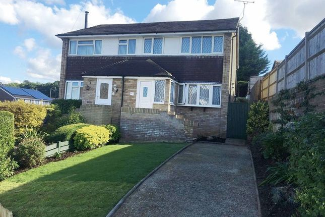 3 bed semi-detached house for sale in Edelvale Road, West End, Southampton