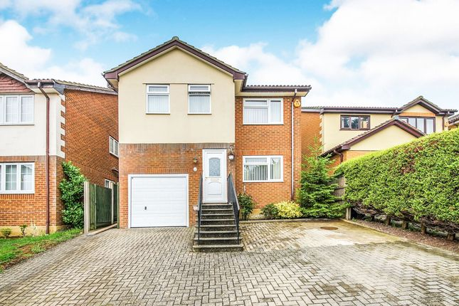 Thumbnail Detached house for sale in Halstock Close, Preston, Weymouth