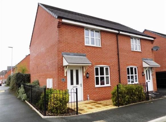 Thumbnail 2 bed semi-detached house for sale in Shillingford Road, Manchester