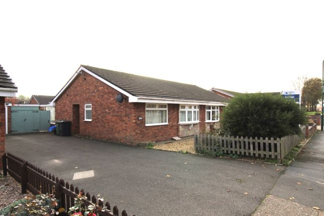 2 bed bungalow for sale in 186 Newpark Road, Castlefields, Shrewsbury SY1