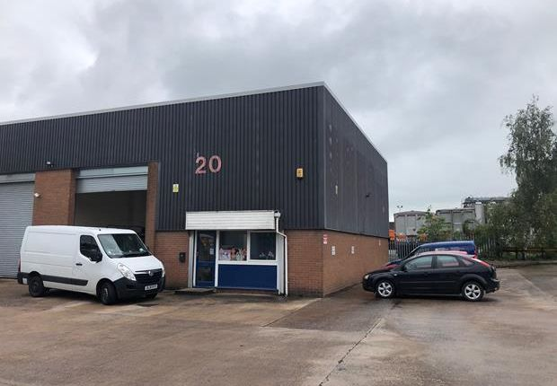 Thumbnail Light industrial to let in Third Aveune, Crewe Gates Industrial Estate, Crewe, Cheshire