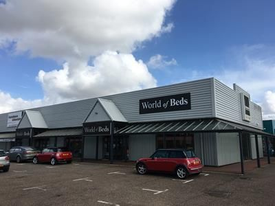 Thumbnail Retail premises to let in Unit A, The Stanway Centre, Peartree Road, Colchester, Essex