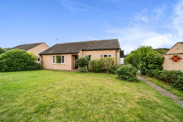 3 bed detached bungalow for sale in Wragg Drive, Newmarket CB8