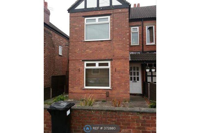 2 bed semi-detached house to rent in Burnham Avenue, Reddish