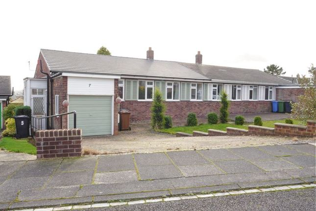 Thumbnail Bungalow for sale in Trajan Walk, Heddon-On-The-Wall, Newcastle Upon Tyne