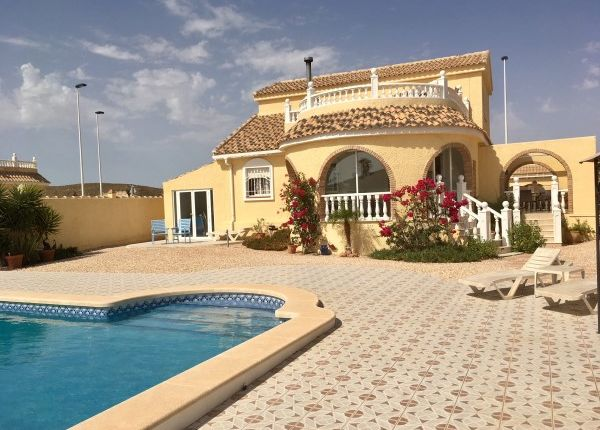 Thumbnail Villa for sale in Cps2595 Camposol, Murcia, Spain