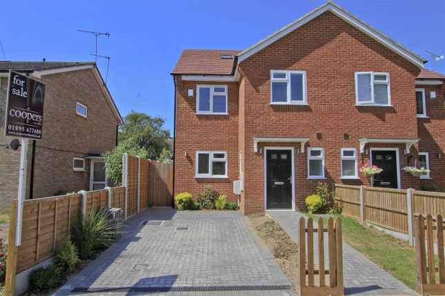 Thumbnail Semi-detached house for sale in Deane Avenue, Ruislip