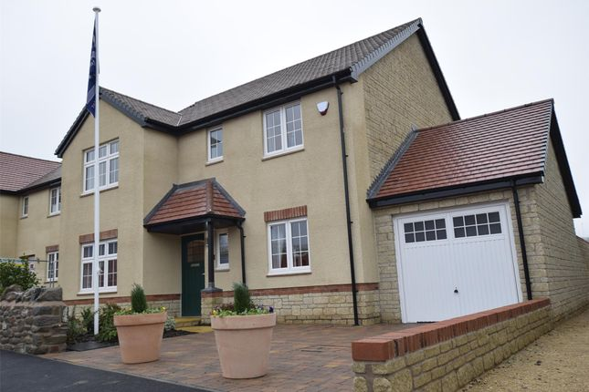 Thumbnail Property for sale in The Alcombe Show Home, The Chestnuts, Winscombe, Somerset