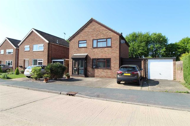 Thumbnail Detached house for sale in Old Forge Road, Layer-De-La-Haye, Colchester