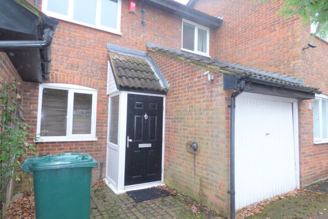 Thumbnail Terraced house to rent in Marshalls Close, London