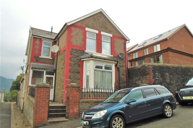 Thumbnail Country house for sale in Stuart Street, Treherbert, Treorchy, Rct