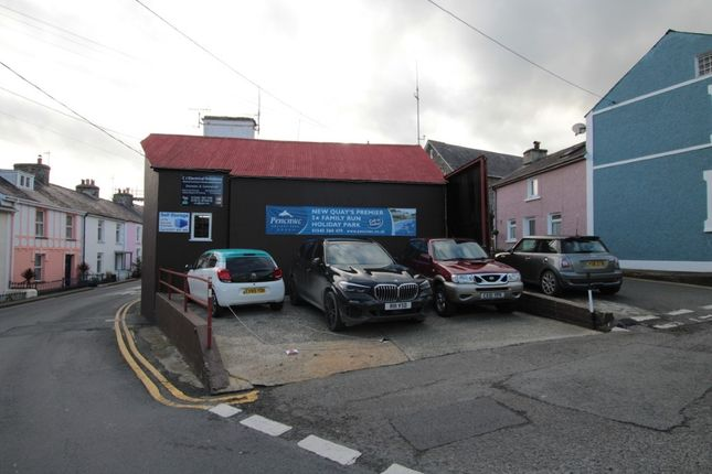 Thumbnail Parking/garage for sale in School Lane, New Quay