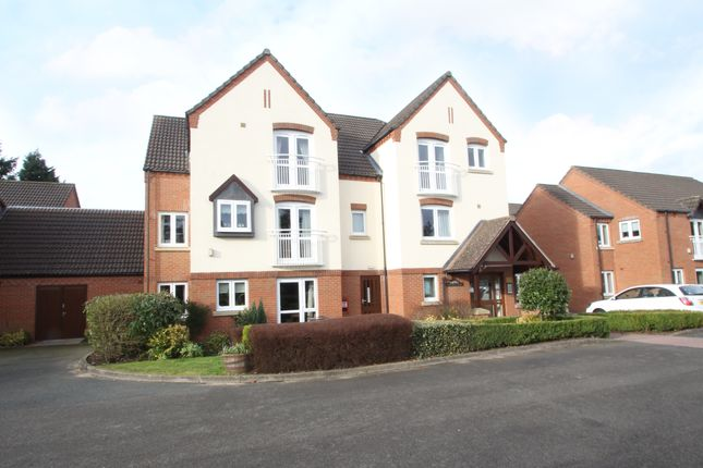 Thumbnail Flat for sale in Knights Court, Kenilworth Road, Balsall Common