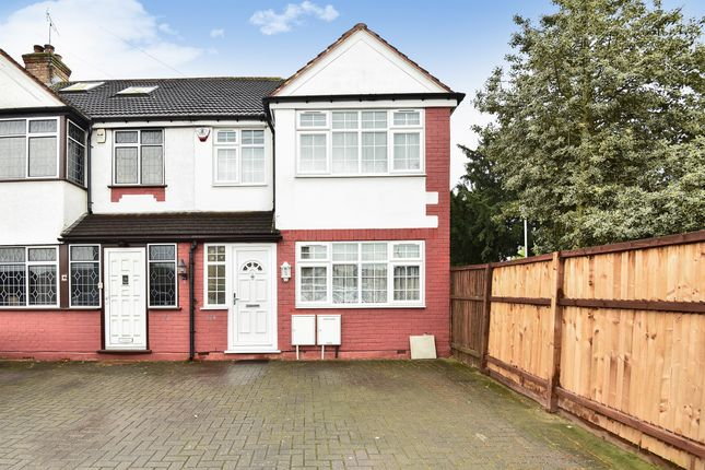 Thumbnail End terrace house for sale in Bedford Avenue, Hayes