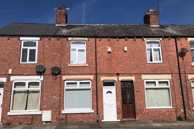 Externally of Edward Street, South Bank, Middlesbrough TS6