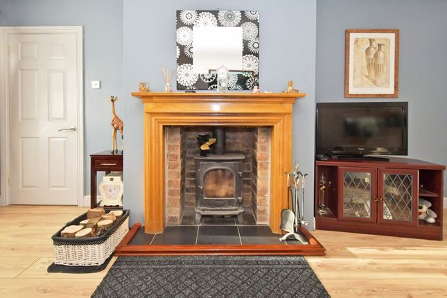 Fireplace of Red Lion Close, Talke, Stoke-On-Trent ST7