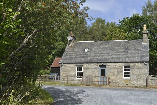 Thumbnail Detached house for sale in Calvine, Pitlochry, Perth And Kinross