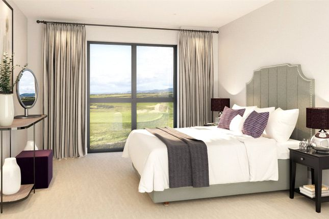 Thumbnail Flat for sale in Apartment 69, The 18th At The Links, Rest Bay, Porthcawl, Glamorgan