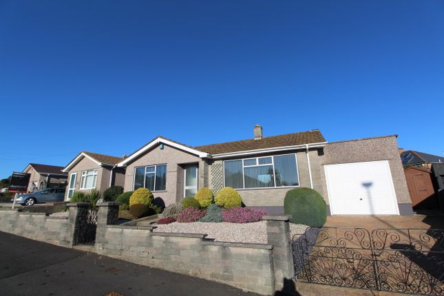 Thumbnail Detached bungalow for sale in Stanborough Road, Plymstock, Plymouth