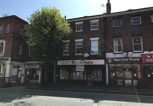 Thumbnail Commercial property for sale in 130 Foregate Street, Chester
