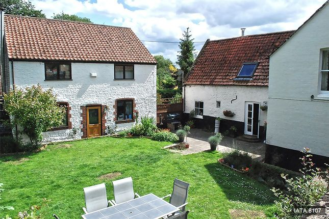 Thumbnail Detached house for sale in High Street, Northwold, Thetford