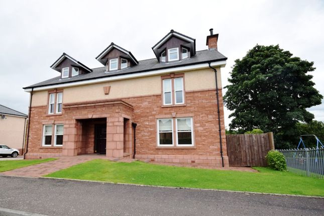 Thumbnail Detached house for sale in Shepford Place, Coatbridge
