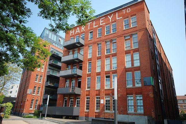 Thumbnail Flat to rent in Green Walk, London