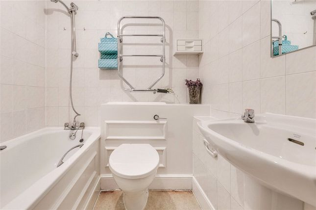 Bathroom of Chelsea Cloisters, Sloane Avenue, London SW3
