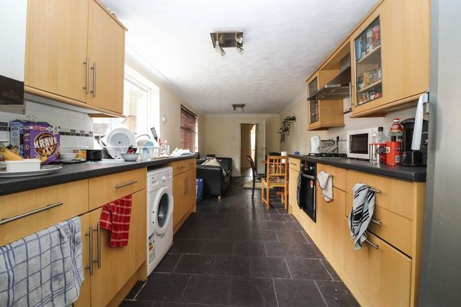 Thumbnail Terraced house to rent in Padwell Road, Southampton