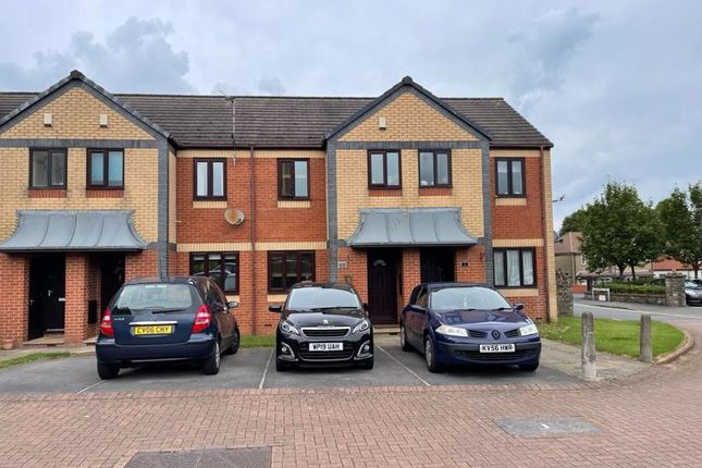 Thumbnail Terraced house to rent in Loughman Close, Kingswood, Bristol