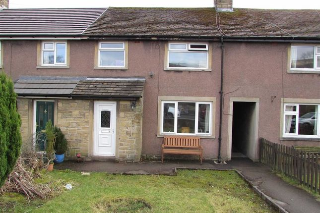 Thumbnail Terraced house for sale in Derwent Drive, Chinley, High Peak