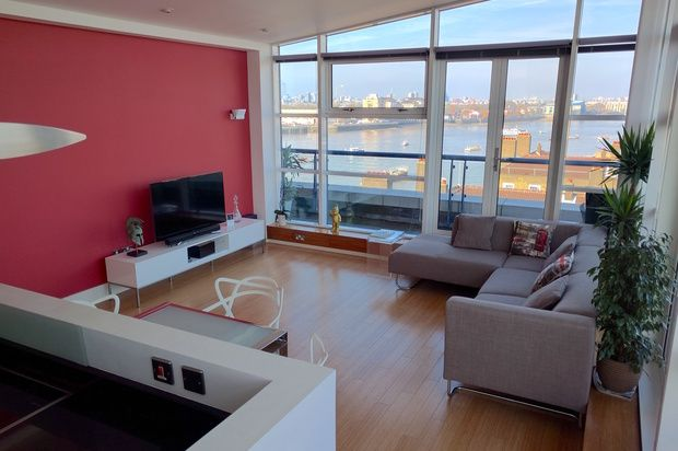 Thumbnail Flat to rent in 3 Newton Place, London