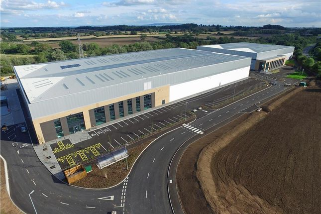 Thumbnail Light industrial to let in Sixways Park, Jct 6 Motorway, Worcester, Worcestershire