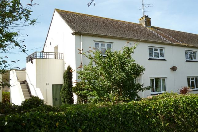 Thumbnail Flat to rent in Trenoweth Road, Alverton, Penzance