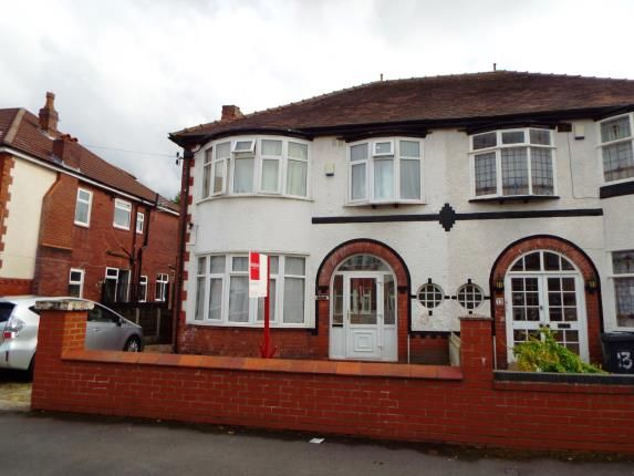 Thumbnail Semi-detached house for sale in Gildridge Road, Manchester, Greater Manchester