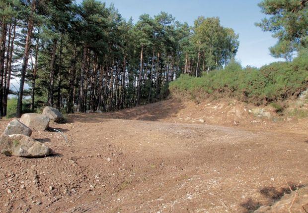 Thumbnail Land for sale in Glenallachie, Aberlour AB38, Aberlour,