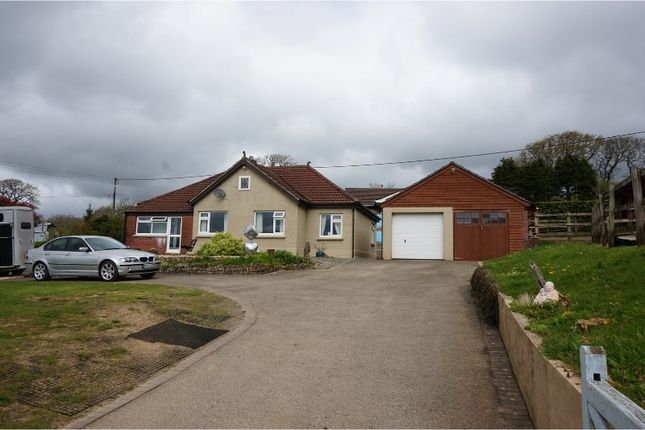 Thumbnail Detached bungalow for sale in Milton Damerel, Holsworthy