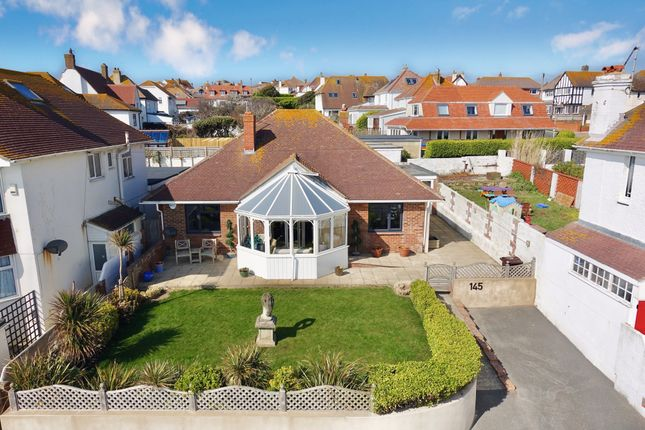 Thumbnail Detached bungalow for sale in Marine Drive, Rottingdean, Brighton